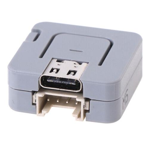 ATOM Lite ESP32 Development Kit Neo LED Arduino Blockly Programmable Kit AAHACX
