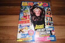 BRAVO # 49 vom 29.11. 2000 -- BRITNEY SPEARS-EMINEM-BUFFY: SARAH MICHELLE GELLAR