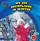 We See Snowflakes in Winter by Rebecca Felix (Paperback / softback, 2014)