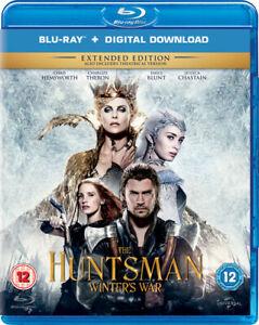 The-Huntsman-Winter-039-s-War-DVD-2016-Chris-Hemsworth-Nicolas-Troyan-DIR