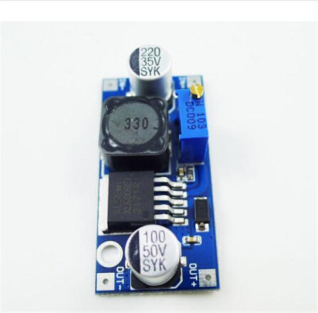 Showing Up Verstellbar N-DC Boost Converter XL6009 Module Solar Volts JCAU