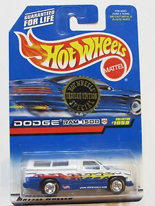 HOT-WHEELS-1999-DODGE-RAM-1500-TRAILER-EDITION-1059
