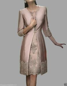 Image Is Loading Mother Of The Bride Dress Outfits Jacket Women