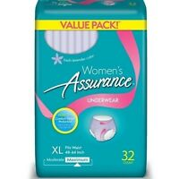 Adult Diapers For Women X-large Incontinence Product Briefs Disposable Underwear