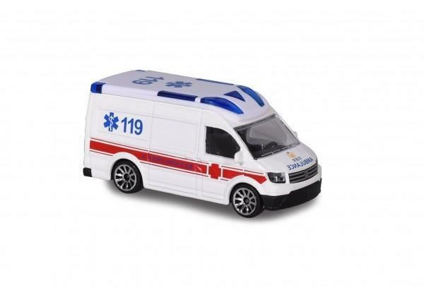 Majorette Taiwan Limited Cars Ambulance Taipei City Fire Department