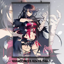 Tales Of Berseria Velvet Crowe Cool Anime Game Wall Scroll Poster Decor Gifts