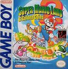 Super Mario Land 2: 6 Golden Coins (Nintendo Game Boy, 1993) - European Version