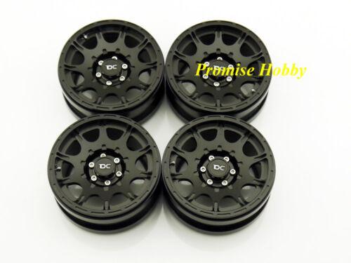 10S 2.2 alloy beadlock wheel rim for 1//10 rc crawler Axial AX10 RC4WD LOSI