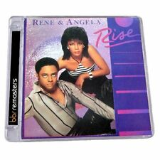 Rene And Angela - Rise - Expanded Edition NEW CD
