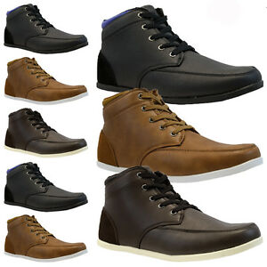 MENS-DESERT-BOOTS-HIGH-HI-TOP-PUMPS-DESIGNER-PLIMSOLLS-CANVAS-TRAINERS-SHOES-NEW