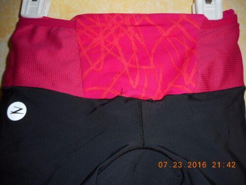 Zoot Womens Tri Triathalon Short Size XSMALL SMALL