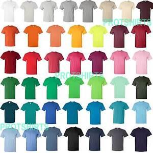 Gildan Dryblend 50 50 Cotton Polyester T Shirt 8000