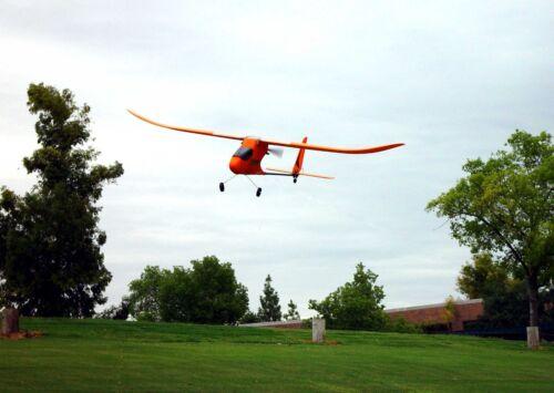 "AeroHawk 40/"" RC Plane RTF Electric Airplane Extreme Value PKG"