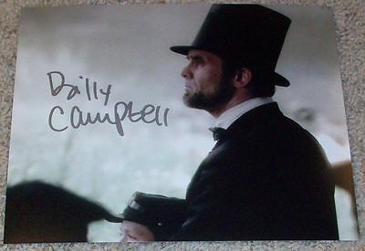 Television Billy Campbell Signed Autograph Killing Lincoln 8x10 Photo A W/exact Proof Dependable Performance