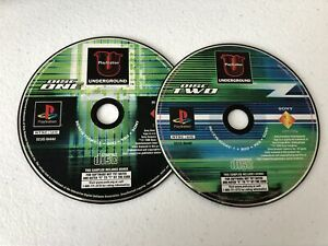 Playstation-Underground-demo-discs-Playstation-1-PS1-Cleaned-amp-Tested