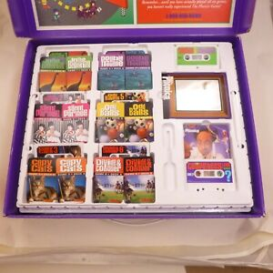 COMPLETE The Phonics Game Cassettes Homeschool 18 Hours of Reading & Learning