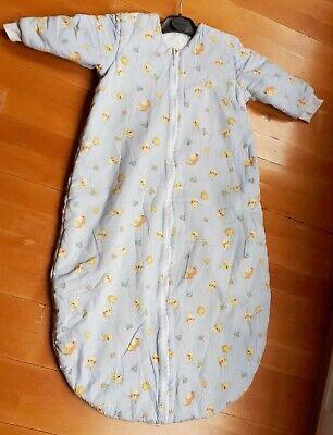 Baby Schlafsack Snoopy Belle Mädchen Junge 70 90 Baumwolle