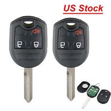 2 For 2011 2012 2013 2014 2015 2016 Ford F150 F250 F350 Car Remote Key Fob Fits Mazda