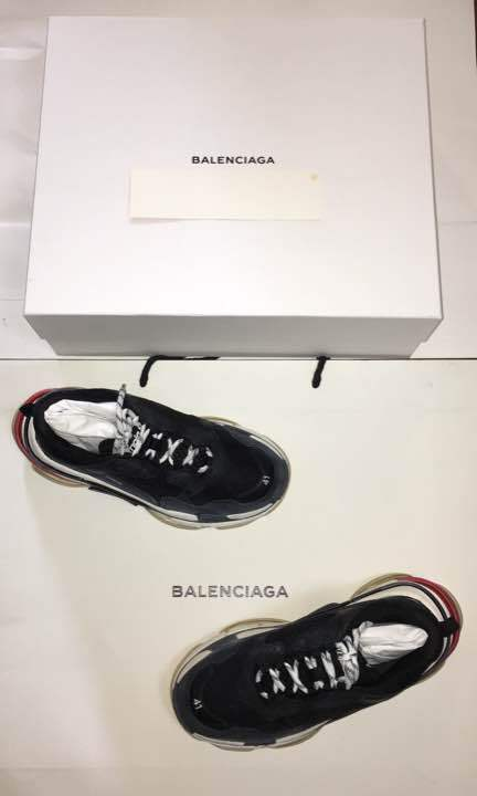 41 Balenciaga Triple es Teiples from japan (5353