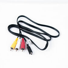 Audio/vídeo-cable para Sony dcr-pc105e