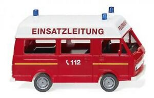 1:87 VW LT 28 Feuerwehr Einsatzleitung /_Vorbestellung Wiking 060132