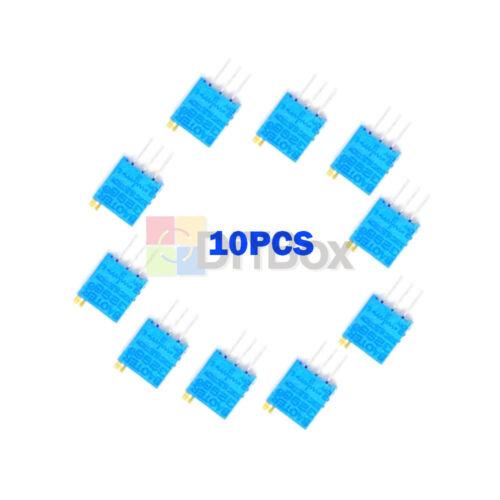 10Pcs NEW 3296W-102  3296 W 1K ohm Trim Pot Trimmer Potentiometer