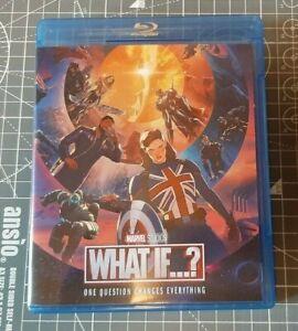 What if... English Francais Blu-Ray Marvel MCU