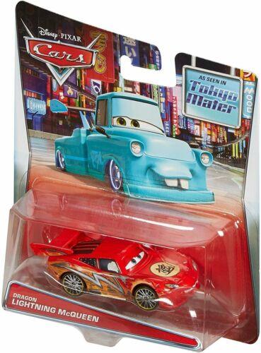 Dragon Lightning McQueen NEU Disney Cars Toons Die-Cast Auto Mattel CKP75