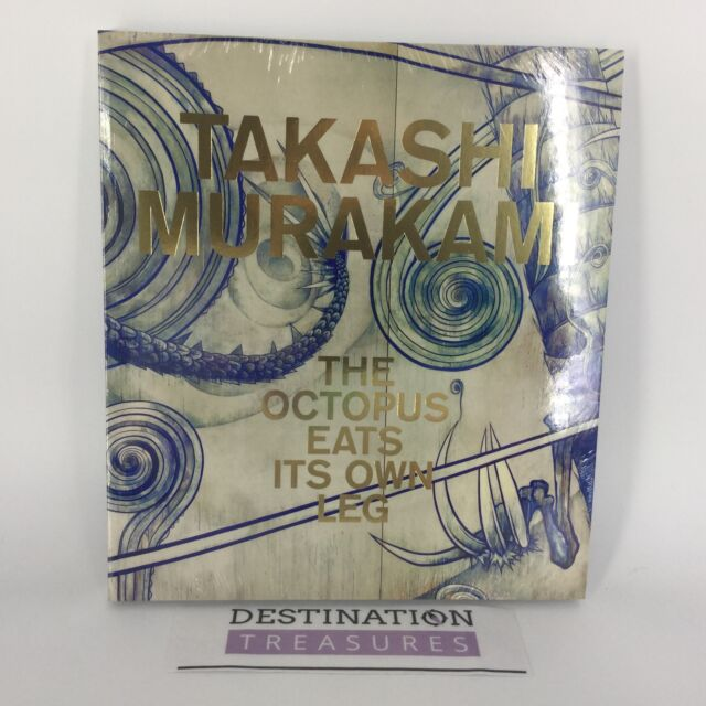 takashi murakami exhibit book catalogue mca museum contemporary art