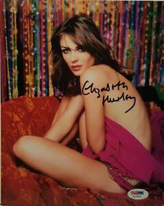 Elizabeth-Hurley-Signed-8x10-Photo-PSA-DNA-COA