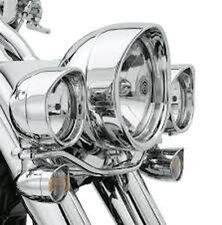 Harley-Davidson Visor Style Headlamp Trim Ring Softail Fatboy 69734-05