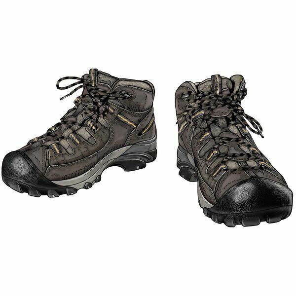 men's targhee ii mid waterproof hiking boot