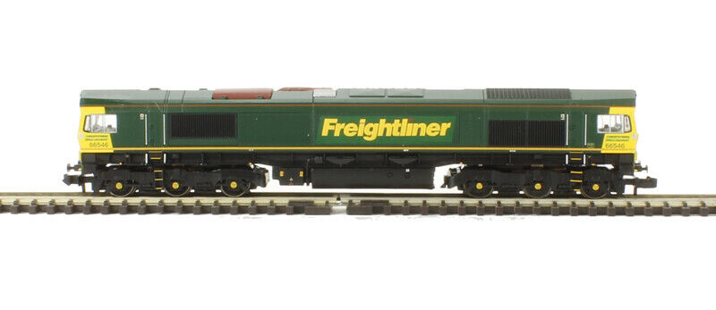 Graham Farish 371-385 Class 66 66546 in Freightliner Livery NMIB
