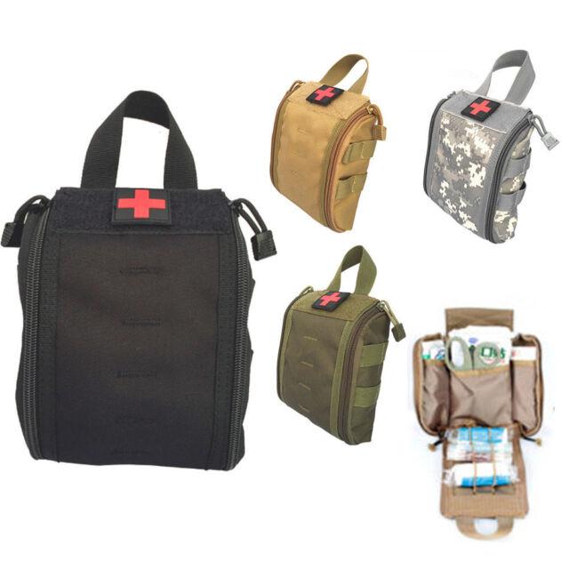 Utility MOLLE Medical EMT Bag Trauma Paramedic Emergency Pack Rescue Pouch