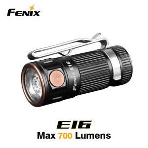 Fenix-E16-XP-L-HI-Neutral-White-LED-16340-CR123A-Pocket-Light-Flashlight-Torch