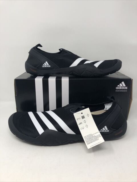 Sofocar verano fuerte  adidas Climatology Jawpaw Slip on M29553 Black/white Mens Water Shoes US 10  for sale online | eBay