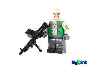 COBRA COMMANDER Custom Printed /& Inspired Lego GI JOE Minifigure