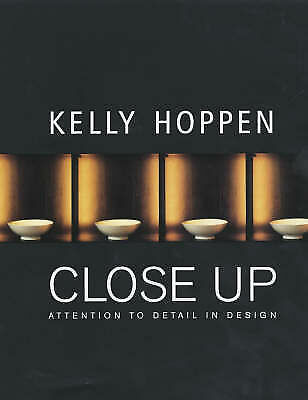 Kelly Hoppen Close Up-ExLibrary