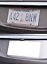 Anti-Speed-Red-Light-Traffic-Camera-Photo-Blocker-License-Plate-Cover miniature 1