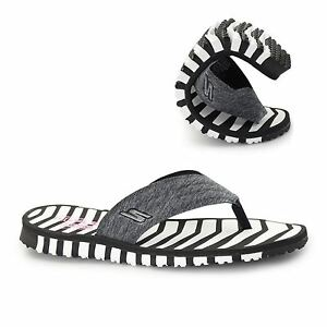 0ffd51f54 Details about Skechers Performance Womens Go Flex Vitality Flip-Flop