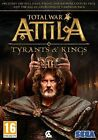 Total War Attila Tyrants and Kings (pc Cd) Game