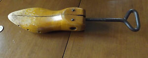 Antique Ladies No.1 Shoe Stretcher. Works and in Reasonable Used Condition.