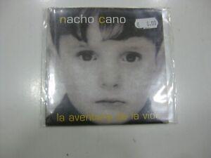Nacho Cano CD Single Spanisch Die Abenteuer von Die Vida 2001 - Promo