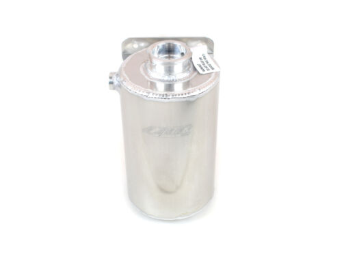 Canton 80-200R Aluminum Expansion Fill Tank Universal 2.6 Qt Round Style