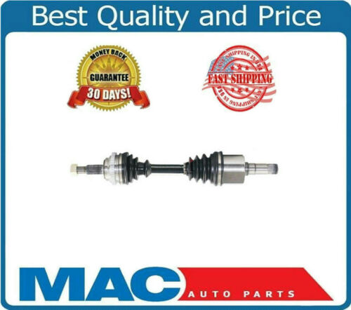 100/% NEW Front D//S Axle Shaft 03-08 Cruiser Turbo W// Manual Transmission