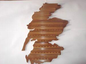 100pc-Scotland-Wooden-Thimble-Display-Rack-Pine-huge-range-see-list