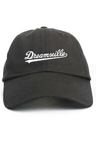 bca399b7 Image is loading Dreamville-j-Cole-Custom-Unstructured-Dad-Hat-Adjustable-