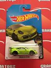 Porsche 911 GT3 RS #117 2017 Hot Wheels Case E *New*