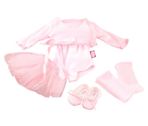 7 Piece Ballerina Doll Clothing for 18 and 19.5 inch Gotz dolls