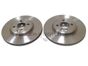 CHECK SIZE 280MM MINI R58 COUPE COOPER FRONT 2 BRAKE DISCS AND PADS /& SENSOR